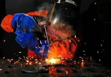 Preventing Welding Fire
