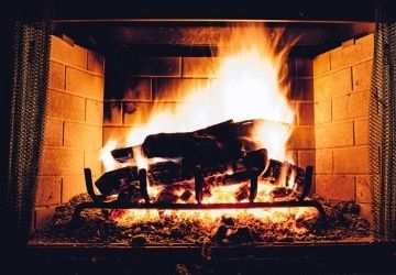 What is the Danger of Traditional Fireplaces?